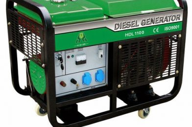 Bahaya Gas Beracun Dari Genset Portable Serta Cara Penanggulangannya