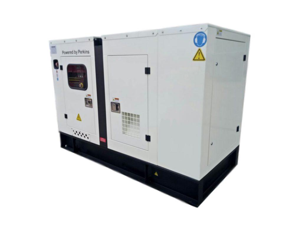 Tips Perawatan Generator Set Type Silent